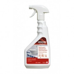 ACIDOBACT Pulv.750ML Net Désinf.Sanitaires