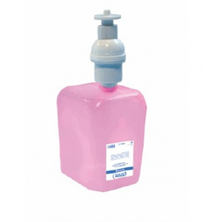 Sav.mains cart.400ML MOUSSE Rose ref.03SCM0104 /6