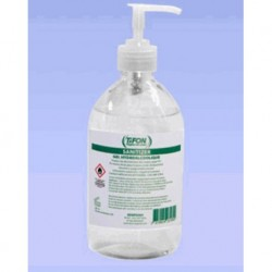 Désinf.SANITIZER GEL ref.03SP0305 Flacon Ppe 500 ML
